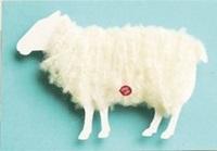 羊の毛刈りメッセージカード.JPG