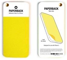 Paperback iPhone付箋.JPG